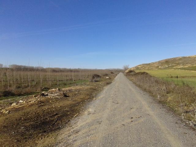 camino natural-via verde del Eresma ,(segovia) 29zybde