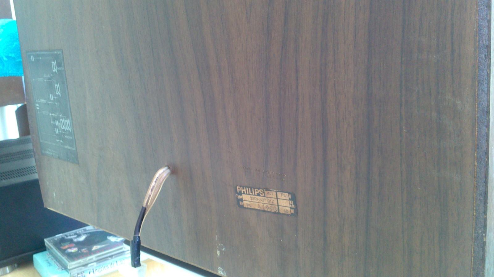 Cajas vintage Philips 22RH427: Filtros actualizados!!  2ahcyfb