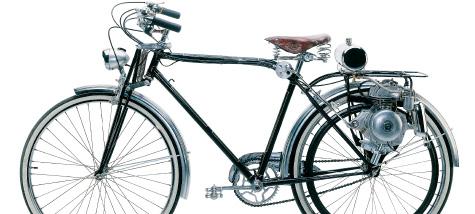 ciclomotor Rieju modelo nº2 2d1oima