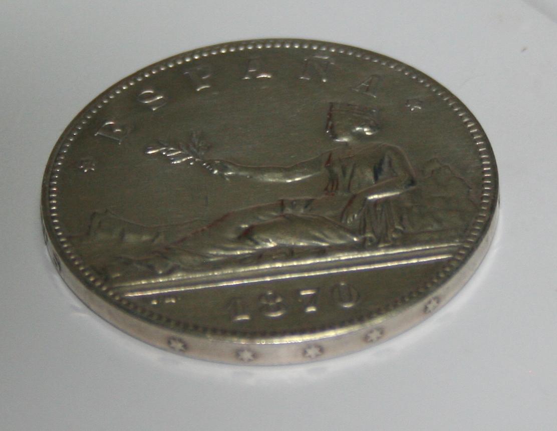 5 pesetas 1870 Falsa de epoca? o ni eso! 2dl2cuv