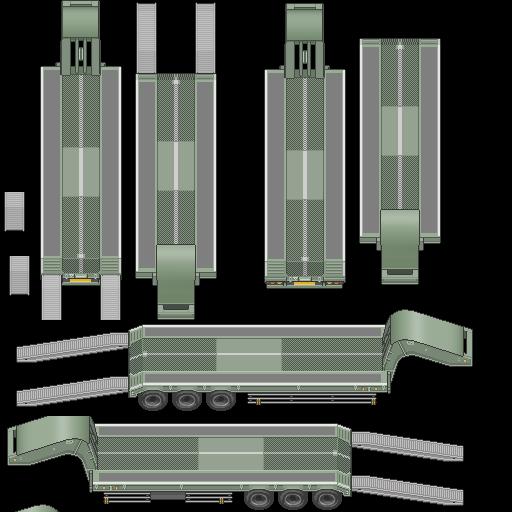 Tilesets de Guerra Moderna: Vehículos Terrestres 2e5p55h