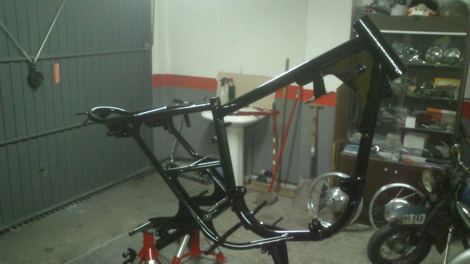 De vuelta a la carretera: Bultaco Tralla 102 2eej4hz