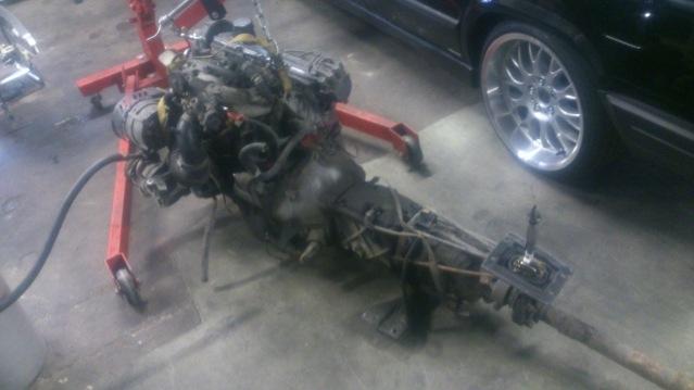 _Macce_  : Volvo 745 M50 vanos Turbo : avslut och sneakpeak på nytt projekt  2gslhfn