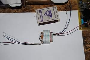 Входные трансформаторы - аттенюаторы 2h2ma2f