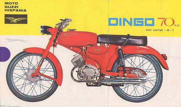Moto-Guzzi Hispania Dingo - Todos los modelos 2hol4qt