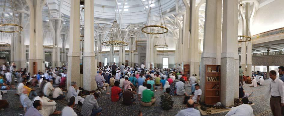 هنصلى فين النهاردة ( مسجد روما الكبير ) ايطاليا 2hrjs48