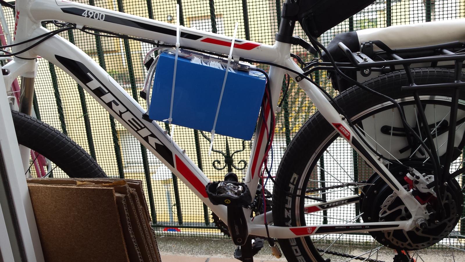 Se Vende Bateria LifePo 60V 10Ah Ping 2hxlrir
