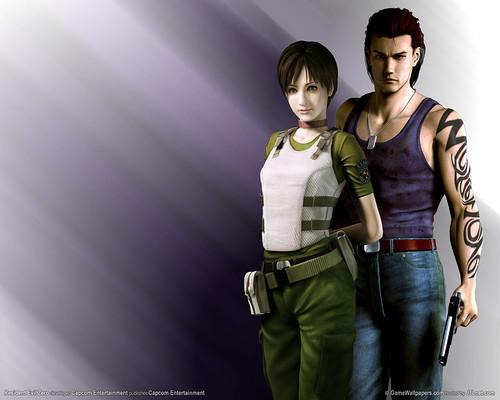 Персонажи Resident Evil Zero 2i0dkq0