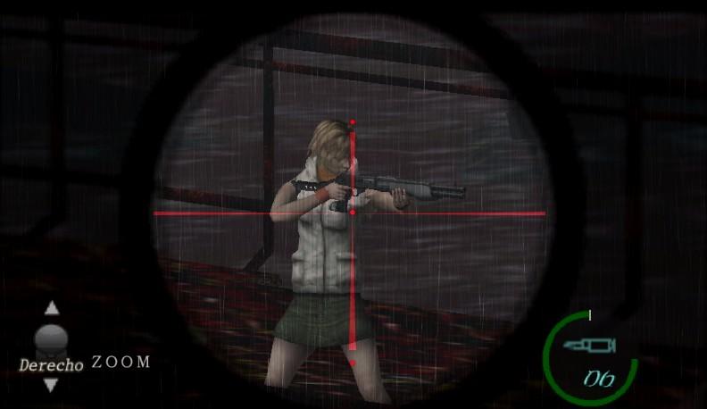 Heather Mason (SH3) remplaza a todos los Leon - PACK COMPLETÍSIMO 2iijwog