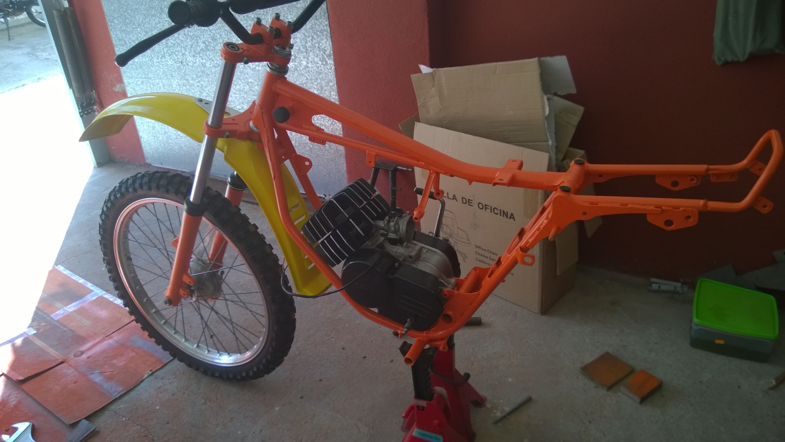 Puch Condor II 2jev90g
