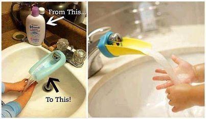 فكرة عشان طفلك يقدر يغسل ايده بنفسه ولا اروع 2k1tnk