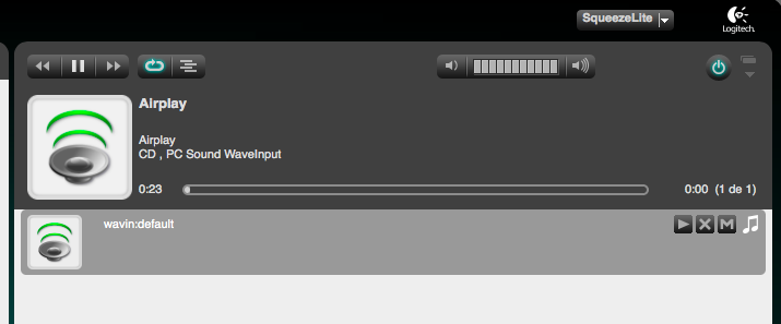 Airplay streaming sin Airport Express ni Apple TV : Shairport! 2kmuqu