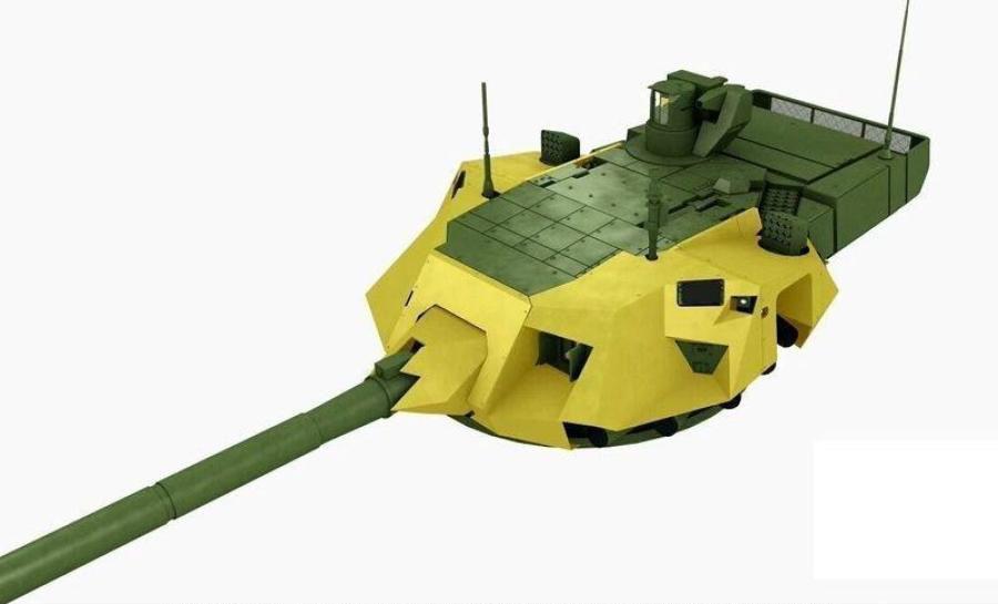Armata: ¿el robotanque ruso? - Página 3 2lagfnm