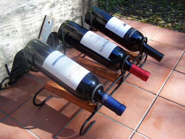 Bodeguita (dispensador de botellas de vino) 2laziis