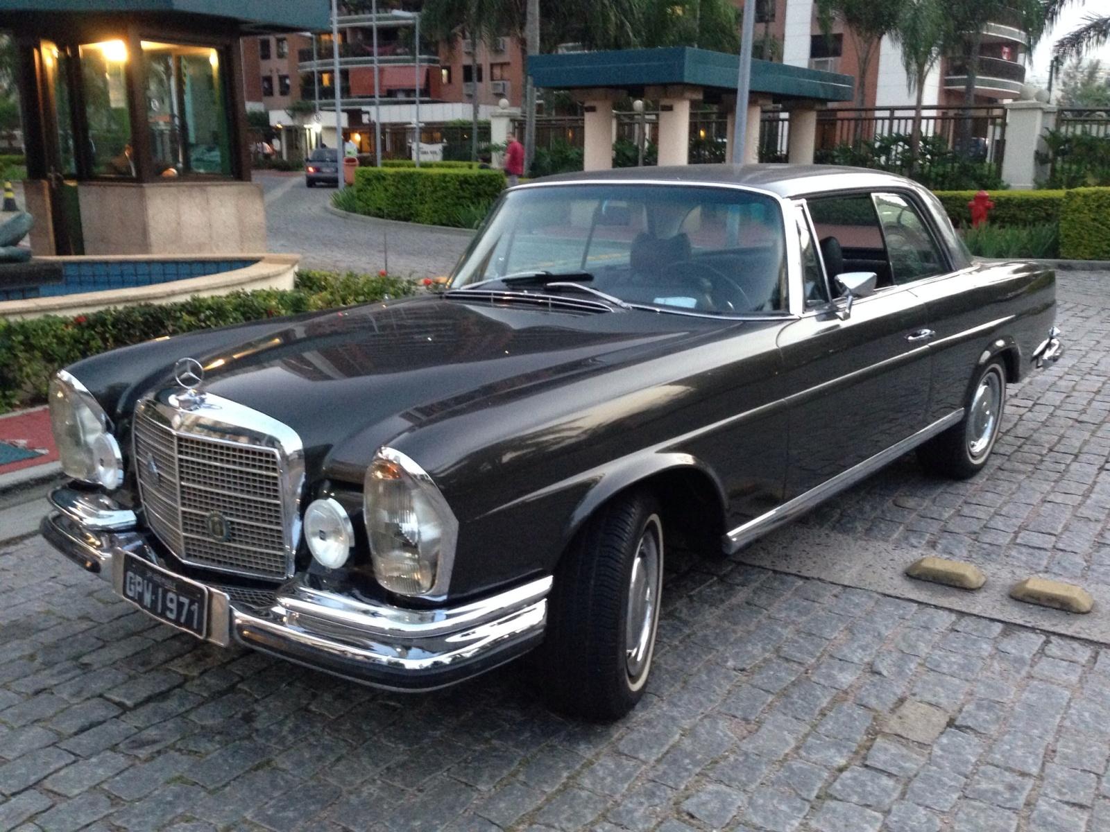 Mercedes 280  se. 3.5.  Charuto R$195000,00 - VENDIDO 2lsb6s5
