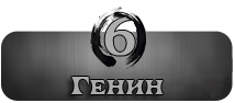 Генин 6 уровень