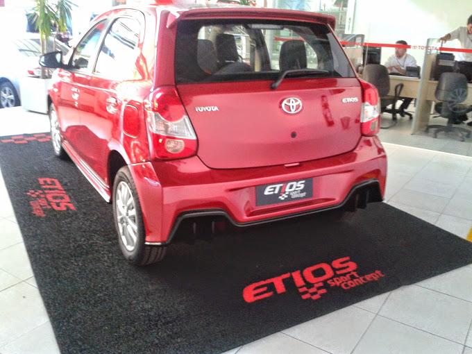 Etios Sport Concept da OSAKA BH 2mmrf4