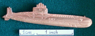 """Sous-marins """"Projet 941 Akula"""", insignes et médailles 2nkjodl"""