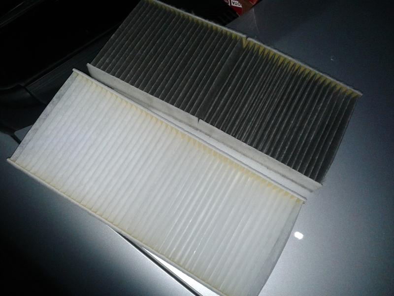 Filtro do ar condicionado anti polen 2prftkx