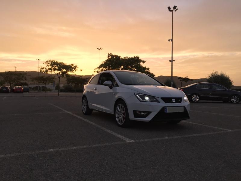 Seat Ibiza 6j FR Restyling 2prwpcx