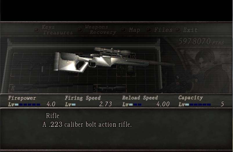 [OFFLINE] Bear Commander y Sniper rifle (RE6) HD 2qbc7lx