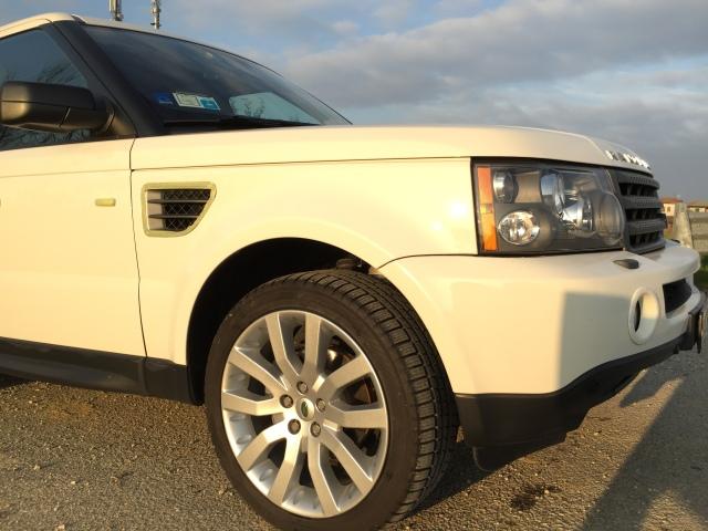 A&D detailing Range Rover Sport 2qnt944