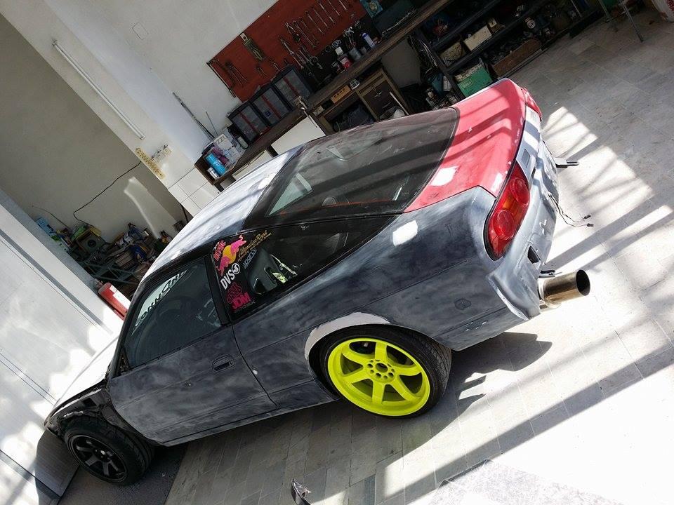 alzakar's D Project Silvia S13 // ZFSIL80 2rc8l89