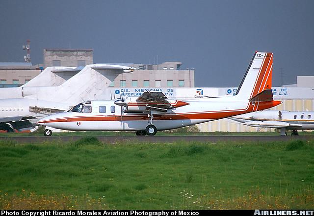 Aeronaves  Matriculas  XC-  ( Por Estados) 2rfrlp2