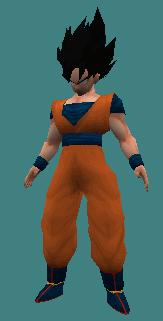 [Model sin amxx] Goku PRE-SSJ 2rm15z5