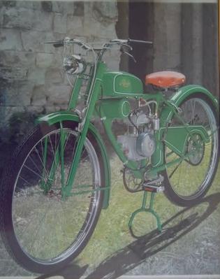 ciclomotor Rieju modelo nº2 2rwmigy