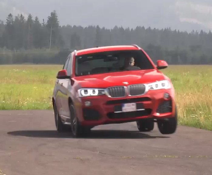 PRUEBA a FONDO: BMW X4 35i Pack M (VIDEO) 2s799ur