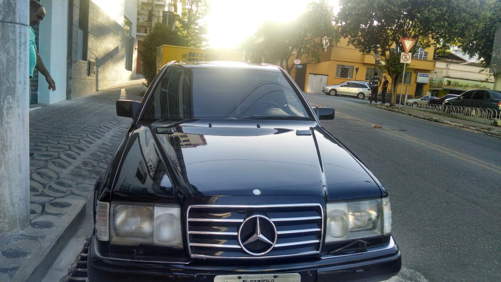 C124 300CE Coupe 1991 R$ 33.000,00 2uz42g9
