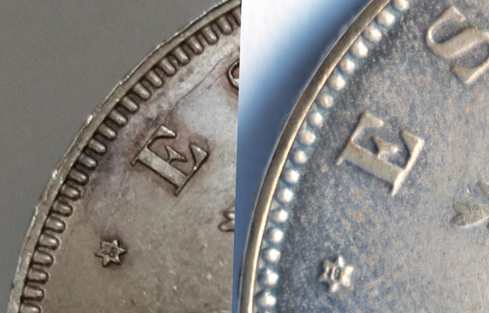 5 pesetas de 1870. Gobierno provisional 2vjoi2e