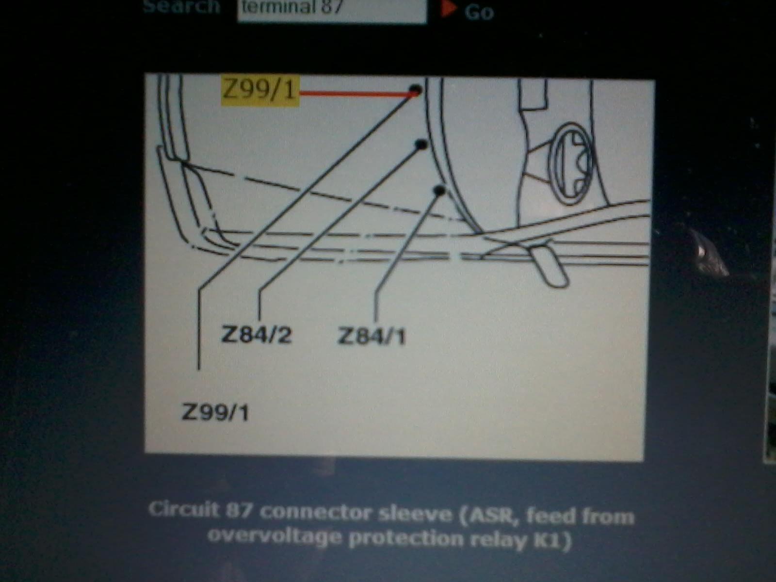 Ajuda Relé de Sobrecarga, Controle de estabilidade (ASR) e reset avarias Star Diagnósis (C280 98) 2vwydc3