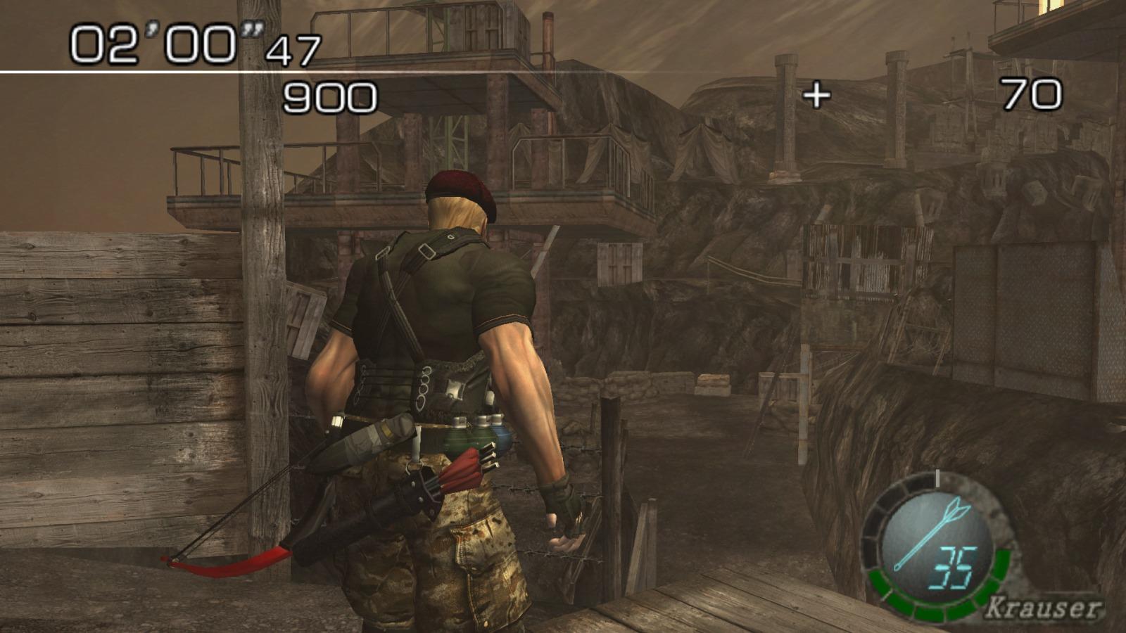 The Mercenaries HD - Escenarios 2w1s1ow