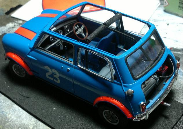 "Mini Morris racing 1/24 o ""la tarea"" 2wdzlaa"