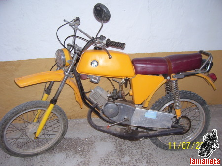Puch & Tuning 2wly1kg