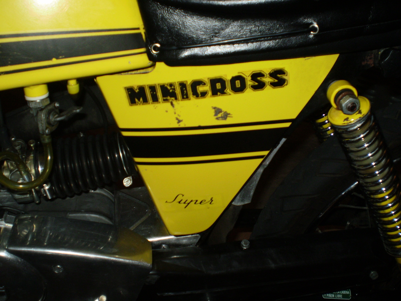 Puch MiniCross E-80 2z68qab