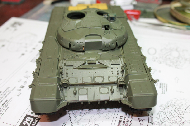 Т-90 с ТБС-86 (Менг 1/35) 2zdzi9k