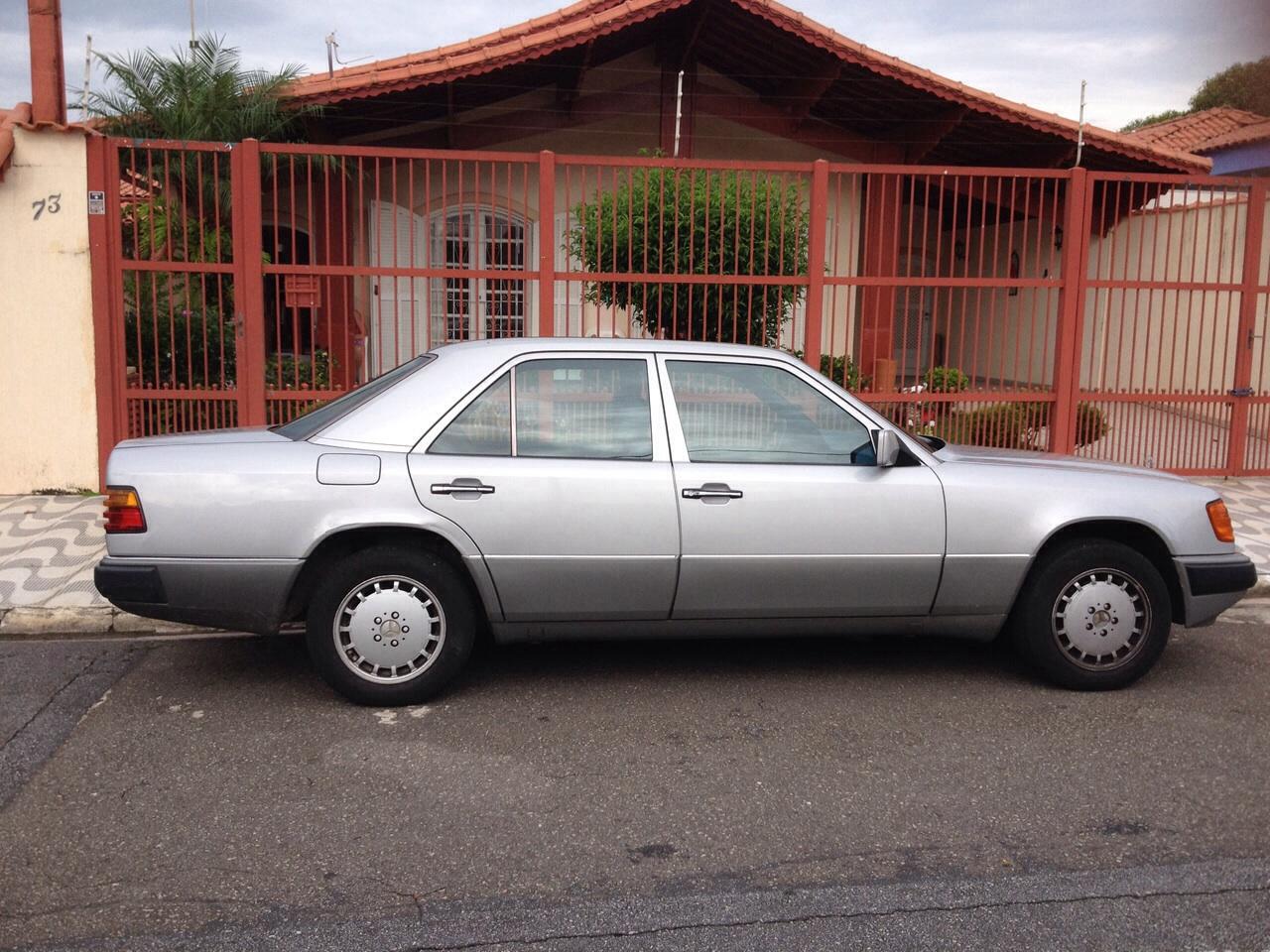 (VENDO): W124 - 300E 24V 1990 - R$30.000,00 2zfogma