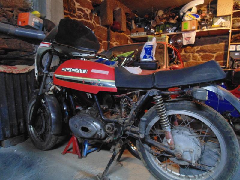 Ducati Strada 250 1979 307yxx3