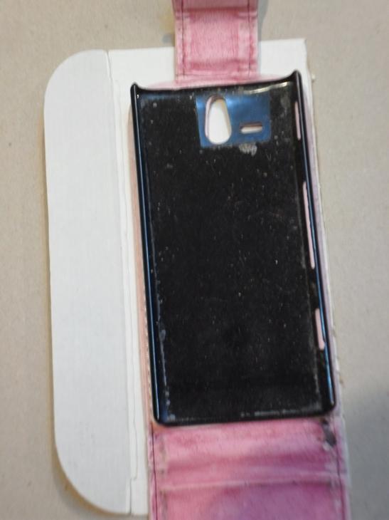 Como fabricar una barata super-lupa con el teléfono móvil. 30cm2l1