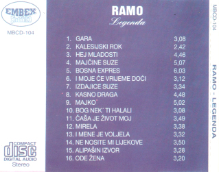 Ramo Korajac Legenda - Diskografija  30mwh9u