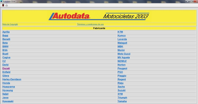 autodata para motos 334olrs
