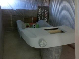 Restauración de la Manzanita, Buggy Z  344faet