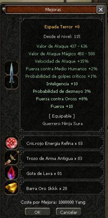 Evoluciones De Las Armas  346xtgl