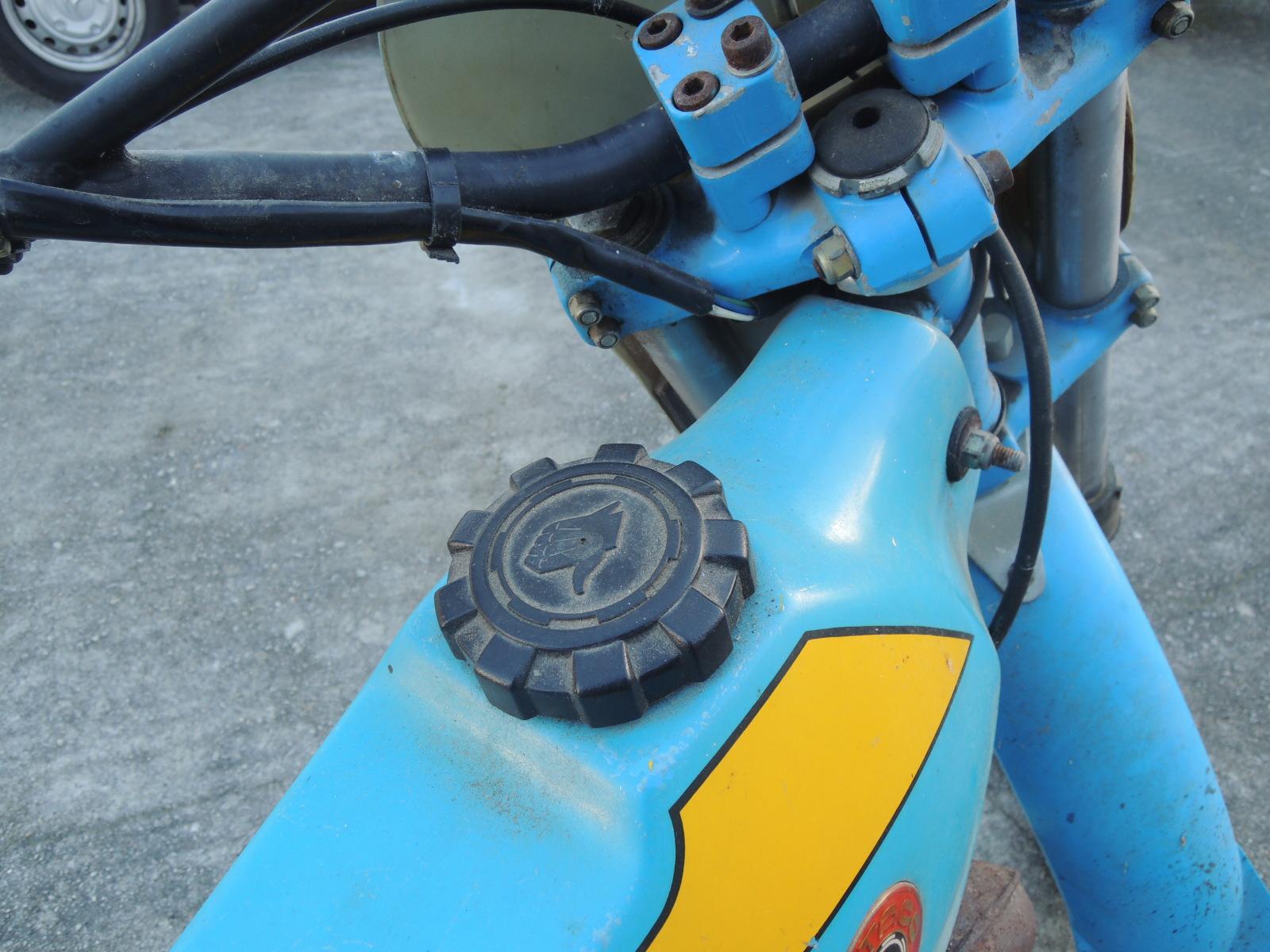 Bultaco Frontera - La Fronterita De Rafa 34dkayd