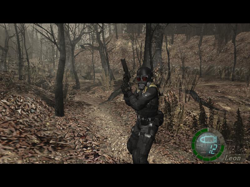 [OFFLINE] Hunk HD por Leon en todos los trajes y Mercenarios 34dnf5l