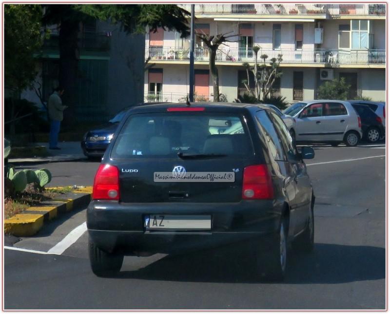 Avvistamenti di auto con un determinato tipo di targa - Pagina 2 34hvt6h