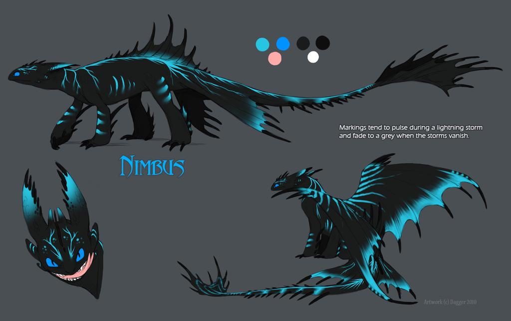 Nimbus, The God Of Spirits And Death 34njrk5